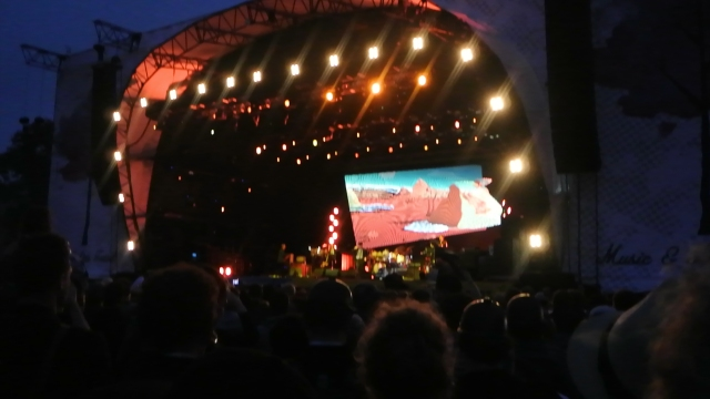 Beck - Main Stage, Sunday.