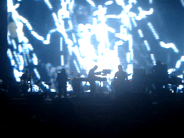 Portishead - Main stage, Saturday.