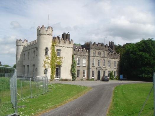 Ballinlough Castle.