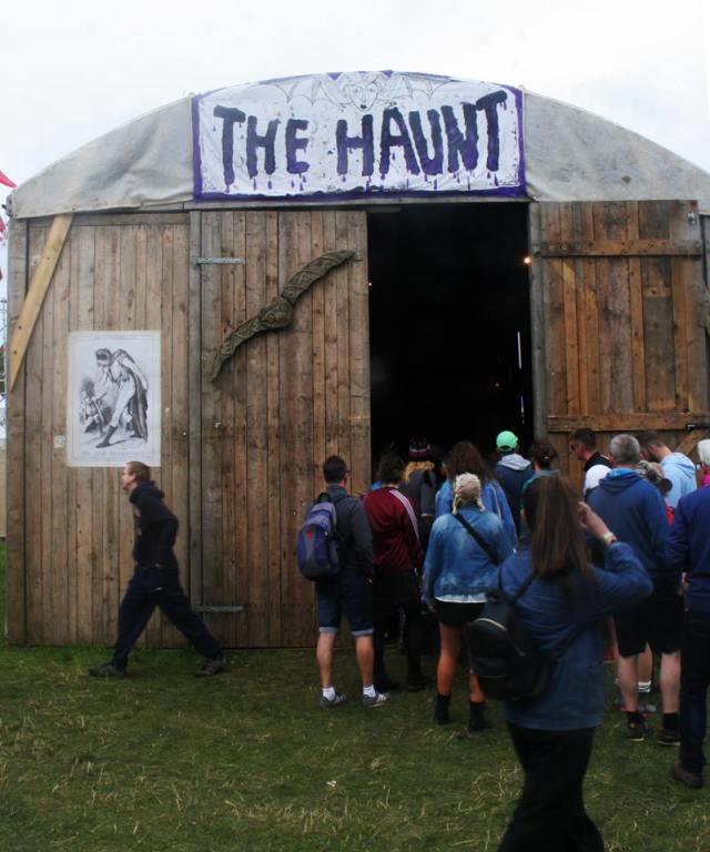 The Haunt (2)